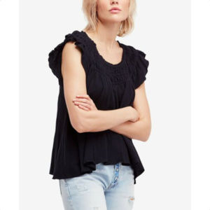 FREE PEOPLE Womens Blouse Shirt Top, XS